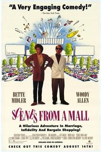Cenas em Um Shopping - Poster / Capa / Cartaz - Oficial 3