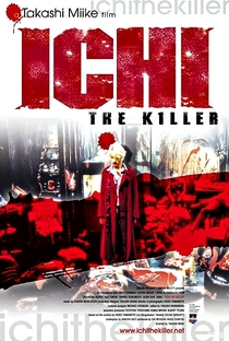 Ichi: O Assassino - Poster / Capa / Cartaz - Oficial 7