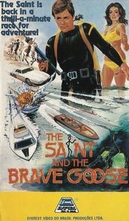 O Santo e o Ganso Corajoso - Poster / Capa / Cartaz - Oficial 1