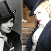 "Madonna vai de Marlene Dietrich no lançamento do DVD ""The MDNA Tour"""