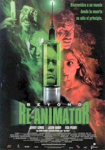 Re-Animator - Fase Terminal - Poster / Capa / Cartaz - Oficial 1