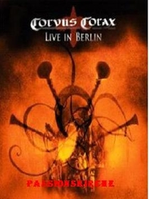 Corvus Corax - Live in Berlin - Passionskirche - Poster / Capa / Cartaz - Oficial 1