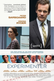 O Experimento de Milgram - Poster / Capa / Cartaz - Oficial 5