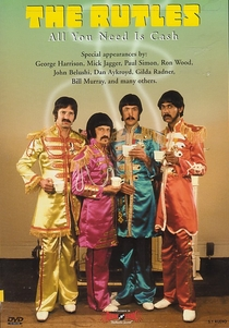 The Rutles: All You Need Is Cash - Poster / Capa / Cartaz - Oficial 1