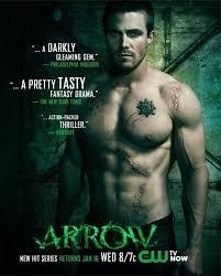 Arrow (1ª Temporada) - Poster / Capa / Cartaz - Oficial 11