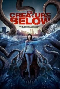 The Creature Below - Poster / Capa / Cartaz - Oficial 1