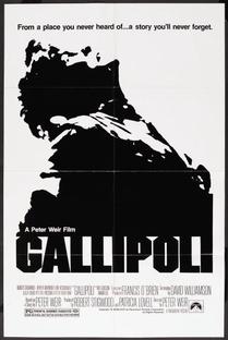 Gallipoli - Poster / Capa / Cartaz - Oficial 1