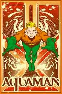Aquaman (1ª Temporada) - Poster / Capa / Cartaz - Oficial 2