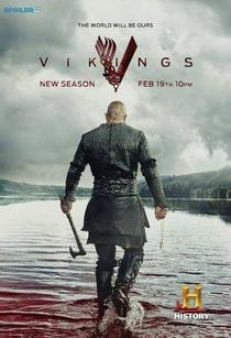 Vikings (3ª Temporada) - Poster / Capa / Cartaz - Oficial 2