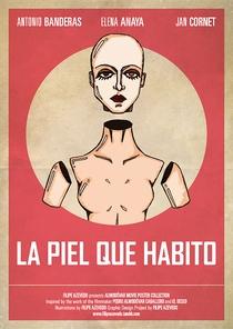 A Pele que Habito - Poster / Capa / Cartaz - Oficial 11