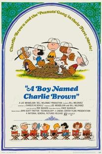 Um Garoto Chamado Charlie Brown - Poster / Capa / Cartaz - Oficial 8