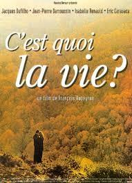 C'est quoi la vie? - Poster / Capa / Cartaz - Oficial 1
