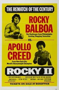 Rocky II - A Revanche - Poster / Capa / Cartaz - Oficial 3
