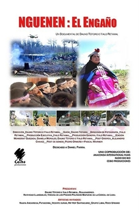 Ngüenen,  a mentira - Poster / Capa / Cartaz - Oficial 1