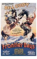 O Espião da Fronteira (Frontier Days)