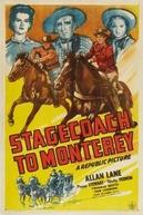Vaqueiro Solitário (Stagecoach to Monterey)