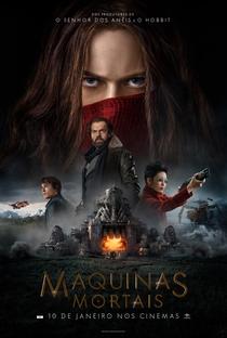 Máquinas Mortais - Poster / Capa / Cartaz - Oficial 3