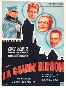 A Grande Ilusão - Poster / Capa / Cartaz - Oficial 10