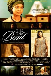 Ties That Bind - Poster / Capa / Cartaz - Oficial 1