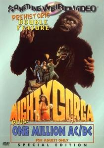 The Mighty Gorga - Poster / Capa / Cartaz - Oficial 2