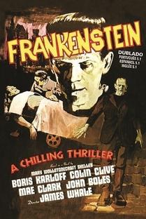 Frankenstein - Poster / Capa / Cartaz - Oficial 11