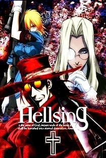 Hellsing - Poster / Capa / Cartaz - Oficial 29