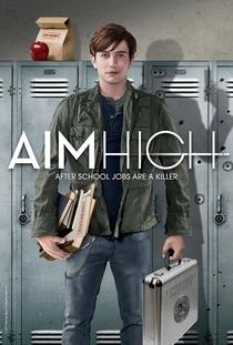 Aim High (1ª temporada) - Poster / Capa / Cartaz - Oficial 1