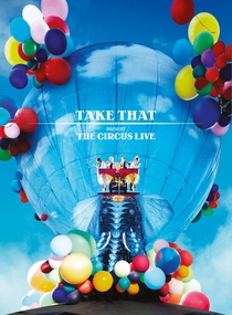 Take That - The Circus Live - Poster / Capa / Cartaz - Oficial 1