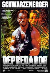 O Predador - Poster / Capa / Cartaz - Oficial 10