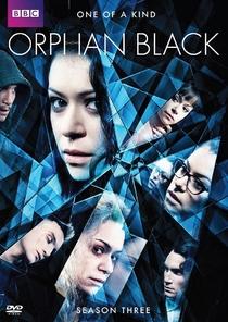 Orphan Black (3ª Temporada) - Poster / Capa / Cartaz - Oficial 10