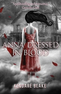 Anna Dressed In Blood - Poster / Capa / Cartaz - Oficial 1