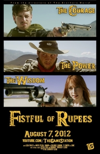Fistful Of Rupees - Poster / Capa / Cartaz - Oficial 1