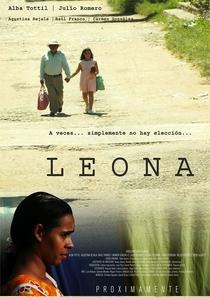 Leona - Poster / Capa / Cartaz - Oficial 1