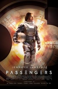 Passageiros - Poster / Capa / Cartaz - Oficial 4
