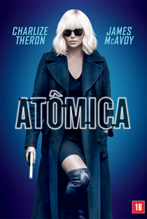Atômica - Poster / Capa / Cartaz - Oficial 9