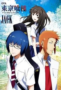 "Tokyo Ghoul: ""Jack"" - Poster / Capa / Cartaz - Oficial 1"