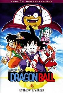 Dragon Ball 1: A Lenda de Shen Long - Poster / Capa / Cartaz - Oficial 2