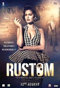 Rustom - Poster / Capa / Cartaz - Oficial 7