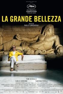 A Grande Beleza - Poster / Capa / Cartaz - Oficial 2