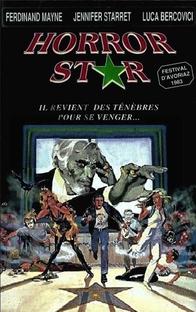Horror Star - Poster / Capa / Cartaz - Oficial 5