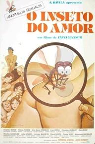 O Inseto do Amor - Poster / Capa / Cartaz - Oficial 1