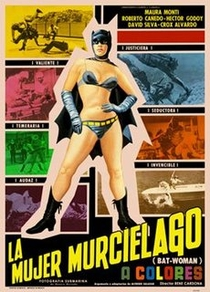Batwoman - Poster / Capa / Cartaz - Oficial 1