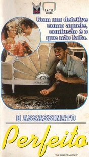 O Assassinato Perfeito - Poster / Capa / Cartaz - Oficial 1