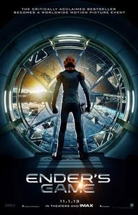 Ender's Game - O Jogo do Exterminador - Poster / Capa / Cartaz - Oficial 3