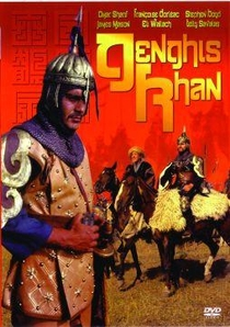Genghis Khan - Poster / Capa / Cartaz - Oficial 3