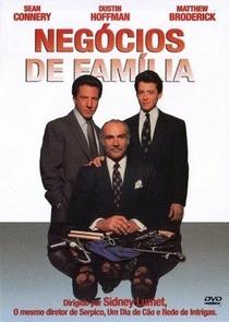 Negócios de Família - Poster / Capa / Cartaz - Oficial 3