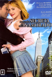 A Agenda Secreta do meu Namorado - Poster / Capa / Cartaz - Oficial 1