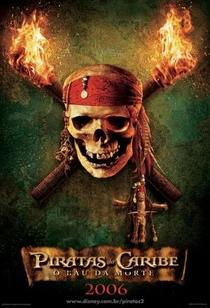 Piratas do Caribe: O Baú da Morte - Poster / Capa / Cartaz - Oficial 5