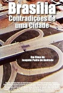 Brasília, Contradições de uma Cidade Nova - Poster / Capa / Cartaz - Oficial 1