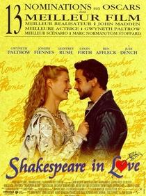 Shakespeare Apaixonado - Poster / Capa / Cartaz - Oficial 3